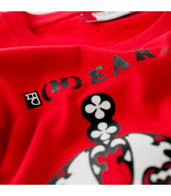 T-shirt Red 02