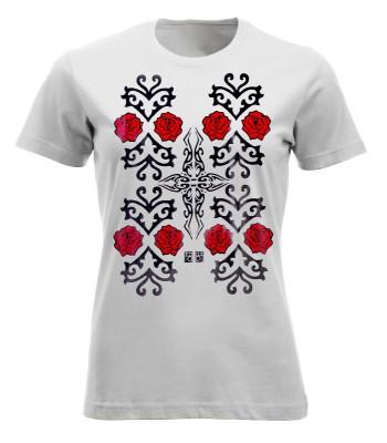 T-shirt White 01