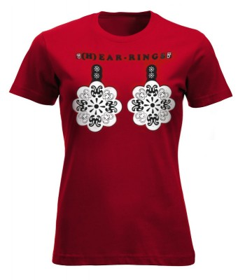 T-shirt Red 01